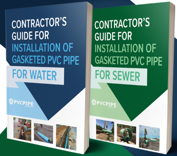 Contractor Guide for PVC Water/Sewer Pipe Installation